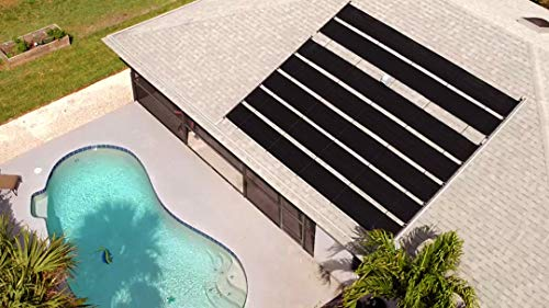Smartpool S601P SunHeater Solar Heating System for In-Ground Pool