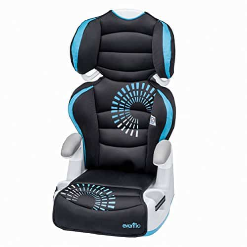 Big Kid AMP Booster Car Seat by Evenflo