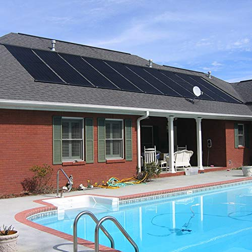 "XtremepowerUS In-ground/Above Ground Swimming Pool Solar Panel Heating System 28""x 20"""