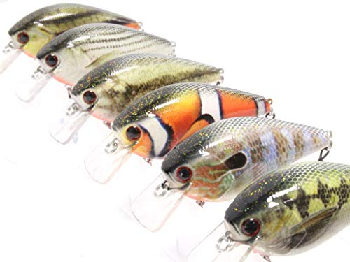 wLure Minnow Crankbait for Bass Fishing Bass Lure Fishing Lure