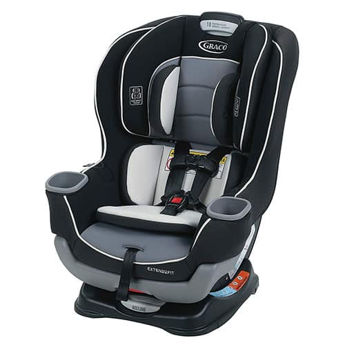 Extend2Fit Convertible Car Seat by Graco