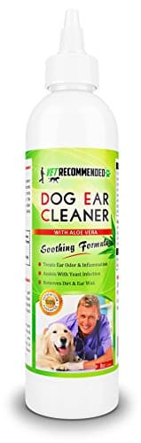 Vet Recommended Dog Ear Cleaner