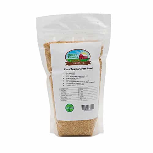 Dibbs Farms Pure Zoysia Grass Seeds