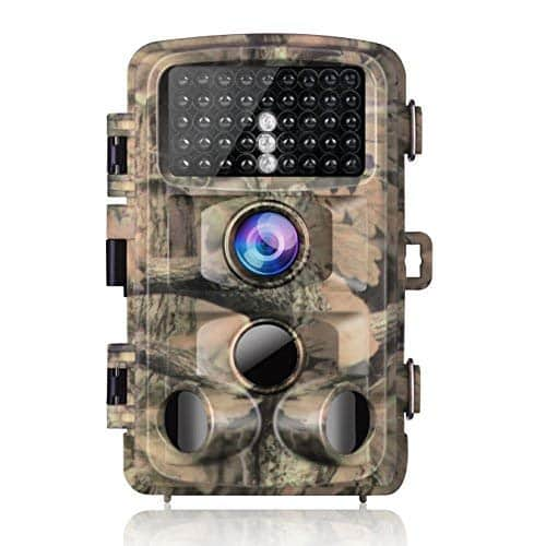 Campark Trail Game Camera 14MP 1080P Waterproof Hunting Scouting Cam