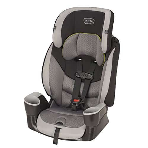 Maestro Sport Harness Booster Car Seat by Evenflo