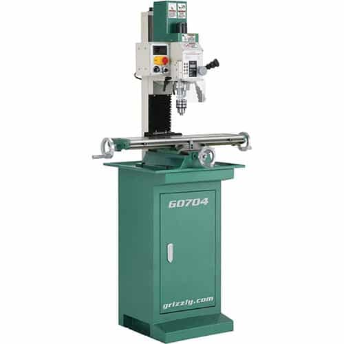 Grizzly's G0704 Drill Mill