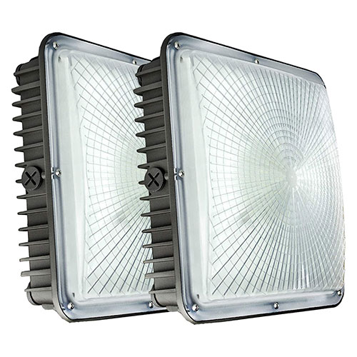 70W LED Canopy Lights