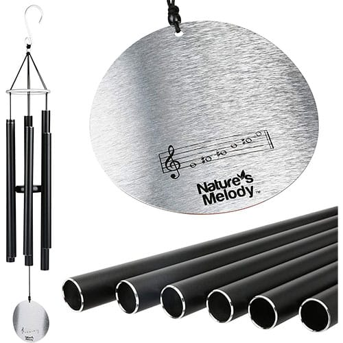 Nature's Melody Aureole Tunes Wind Chimes
