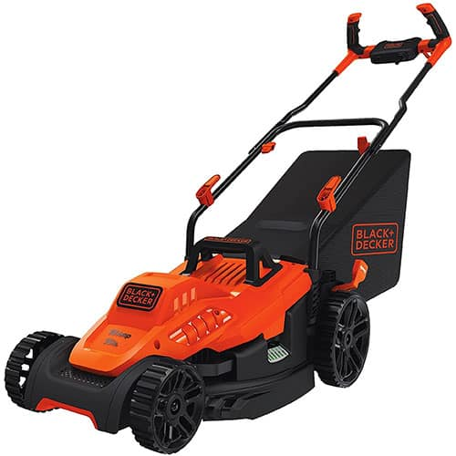 Black + Decker 10-Amp Electric Lawn Mower