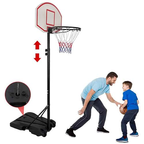 Nova Kids Portable Basketball Goal