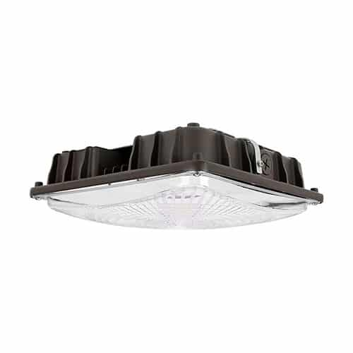 GKOLED 40W LED Square Canopy Light