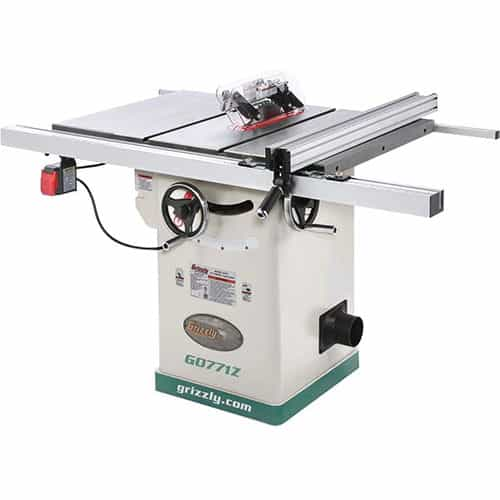Grizzly Industrial Hybrid Table Saw