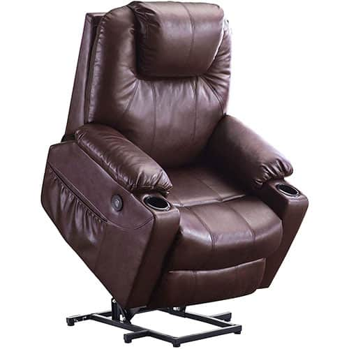 MCOMBO ELECTRIC POWER LIFT RECLINER WITH MASSAGE AND HEAT