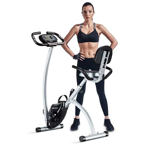 BCAN Folding Exercise Bike 2019 Version
