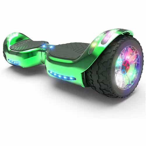 HOVERSTAR HS2.0 Hoverboard Two-Wheel Self Balancing Flash Wheel Electric Scooter