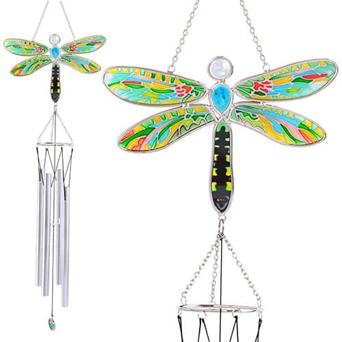 Wind chimes, Dragonfly wind chimes