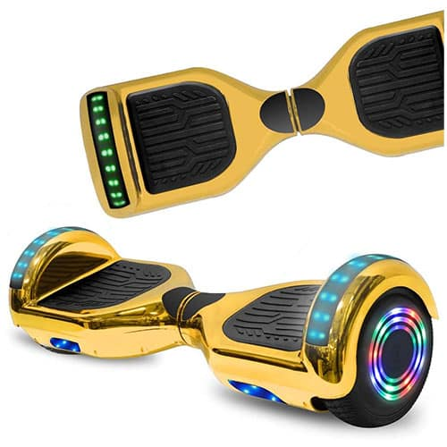 The NHT Hoverboard Electric Self Balancing Scooter