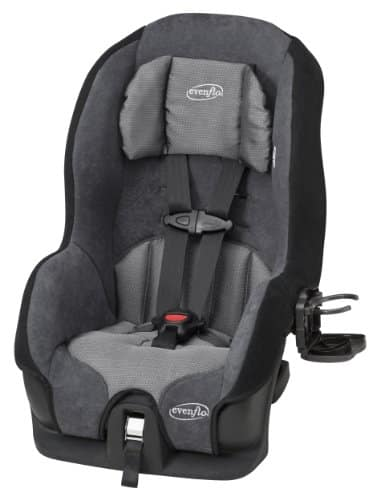 Tribute 5 Convertible Car Seat by Evenflo
