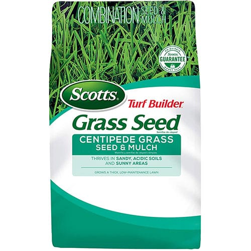 Scotts Turf Builder Centipede Grass Seed