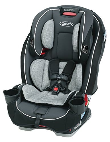 Graco SlimFit 3 In 1 Convertible Car Seat