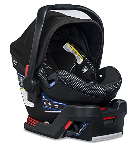 Britax B-Safe Ultra Infant Car Seat - Rear Facing