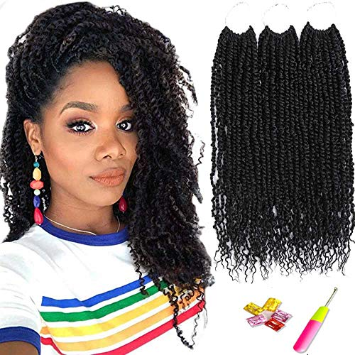 BEFUNNY Pretwisted Crochet Hair