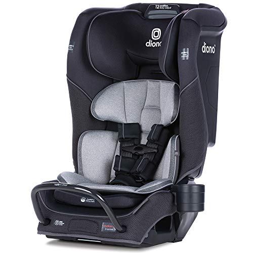 Diono 2020 Radian 3QX, 4-in-1 Convertible Car Seat