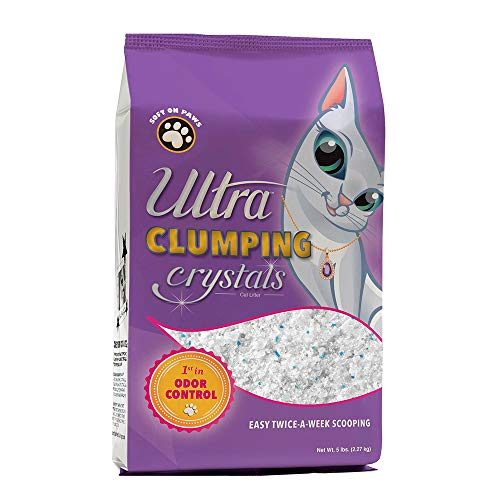 Ultra-Pet Clumping Crystal Cat Litter