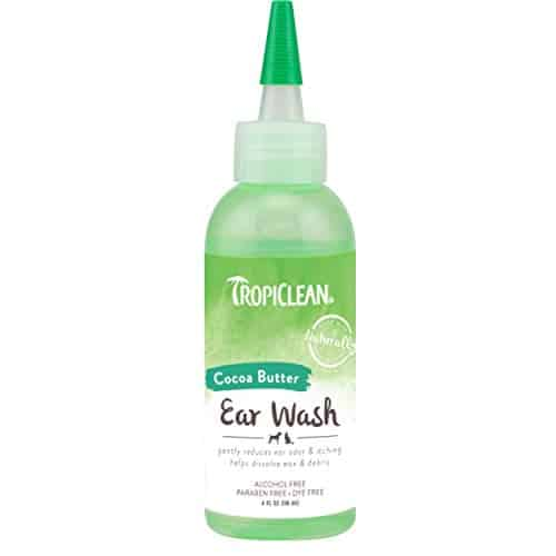 TropiClean Ear Solutions for Pets
