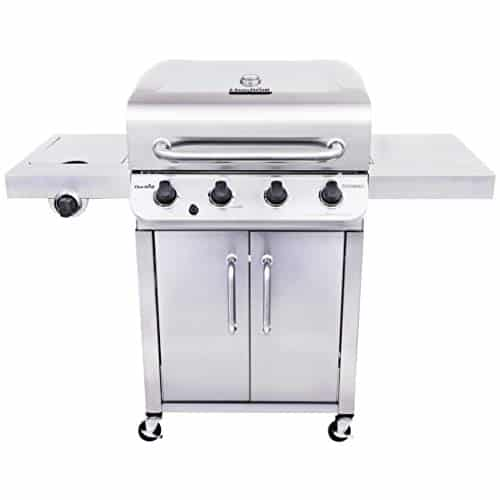 Char-Broil Performance Stainless Steel 4-Burner Liquid Propane Gas Grill