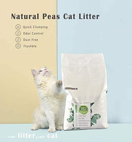 SOMORE Strong Odor Control Cat Litter